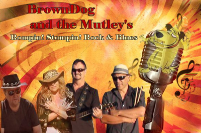 Brown Dog and The Mutleys