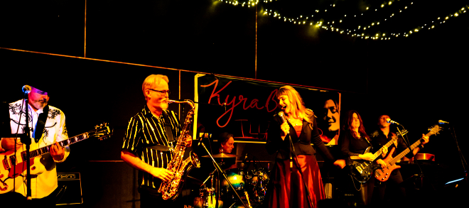 Kyra Bee and The Illegals